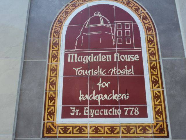 Magdalen House, Magdalena, Peru, Peru hotels and hostels