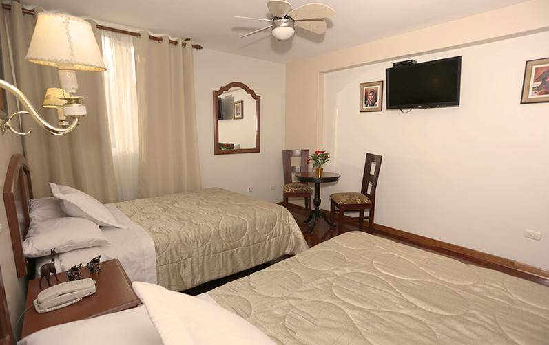 Manhattan Inn Airport Hotel, Callao, Peru, hotels with kitchens and microwave in Callao