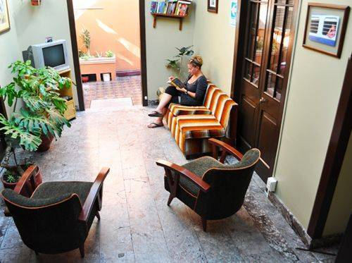 Pirwa Park Hostel, Arequipa, Peru, Peru hotels and hostels