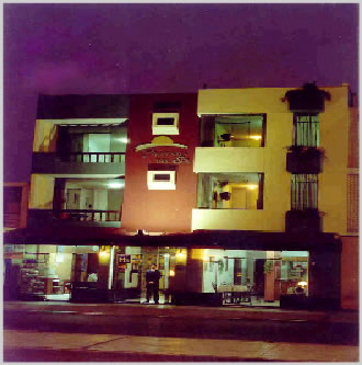 Portada del Sol Hostel, Trujillo, Peru, Peru hotels and hostels
