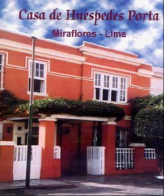 Porta Guest House, Miraflores, Peru, Peru hotels and hostels
