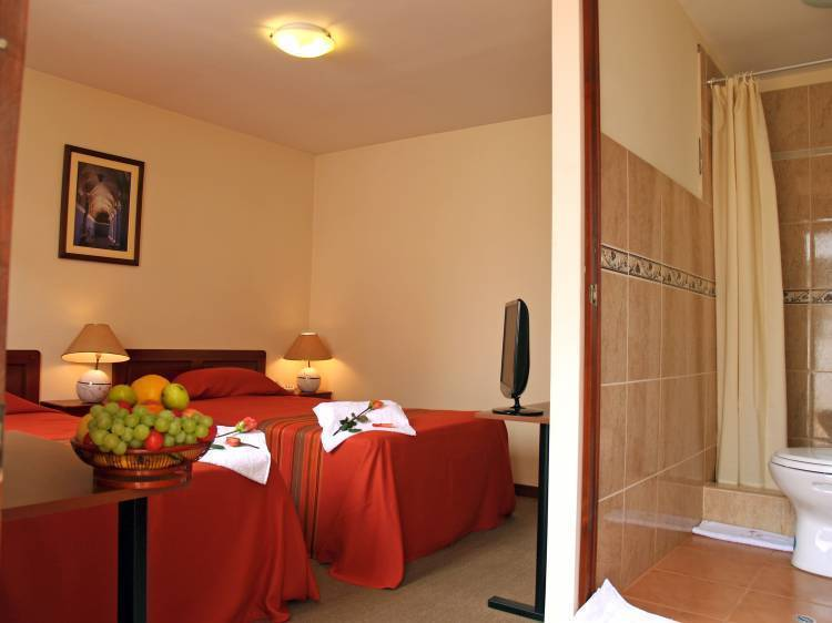 Posada del Solar, Arequipa, Peru, Peru hotels and hostels