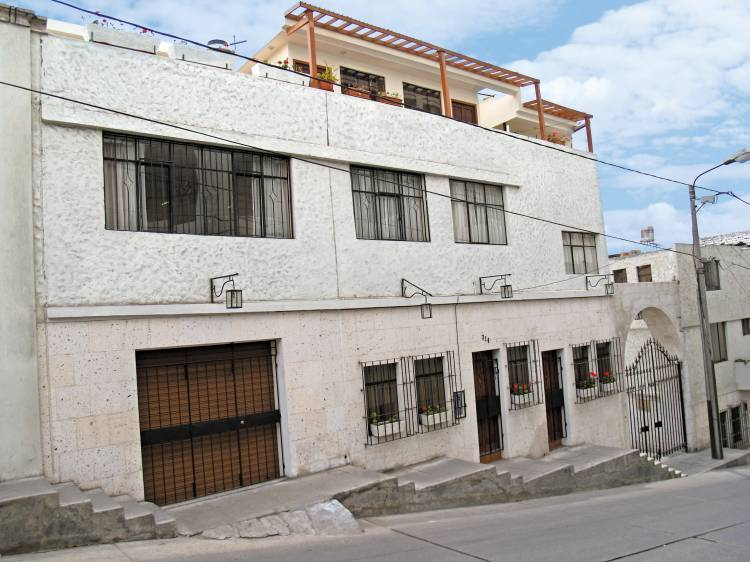 Posada del Solar, Arequipa, Peru, excellent travel and hotels in Arequipa