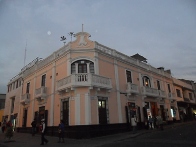 San Agustin, Arequipa, Peru, Peru hotels and hostels