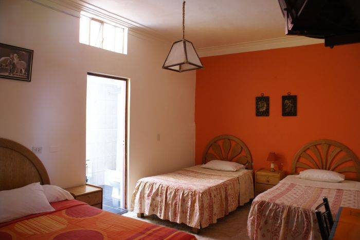 Tambo Viejo B and B Hostel, Arequipa, Peru, Peru hotels and hostels