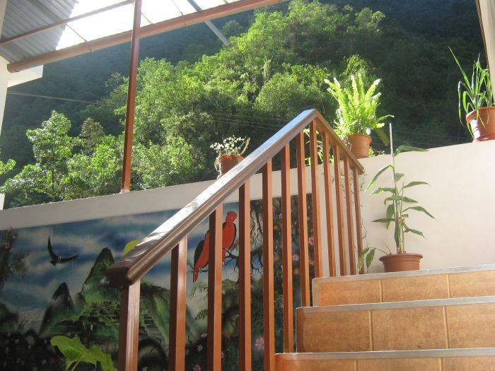 Terrazas del Inca Bed and Breakfast, Machupicchu, Peru, 世界に通じる環境に配慮したホテル に Machupicchu