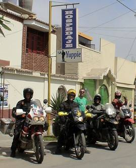Yuppie Hospedaje, Pisco, Peru, Peru hotels and hostels