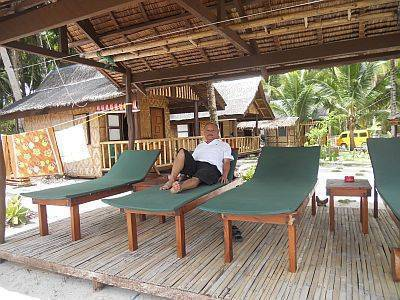 Bamboo Garden Bar and Lodging, San Isidro, Philippines, budget hotels in San Isidro