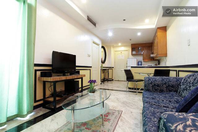 Baywatch2802, Malate, Philippines, hotels with kitchens and microwave in Malate