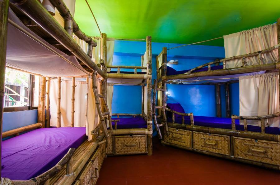Jeepney Hostel and Kite Resort, Malay, Philippines, Philippines hostels and hotels