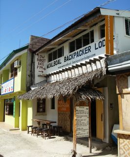 Moalboal Backpcker Lodge, Moalboal, Philippines, Philippines hotels and hostels