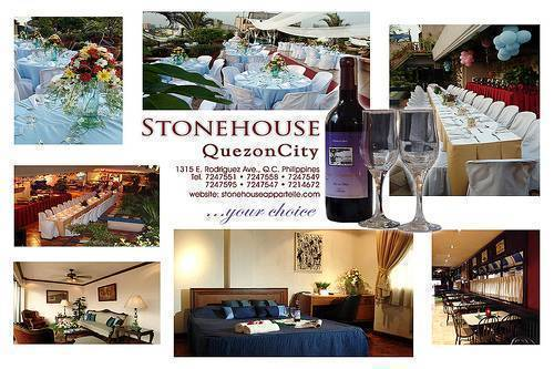 Stone House, Quezon City, Philippines, Philippines hostels and hotels