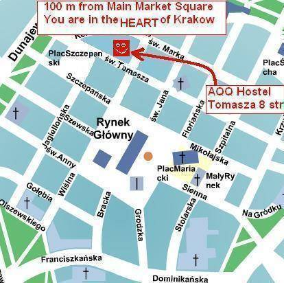 Akuku Hostel, Krakow, Poland, Poland albergues e hotéis