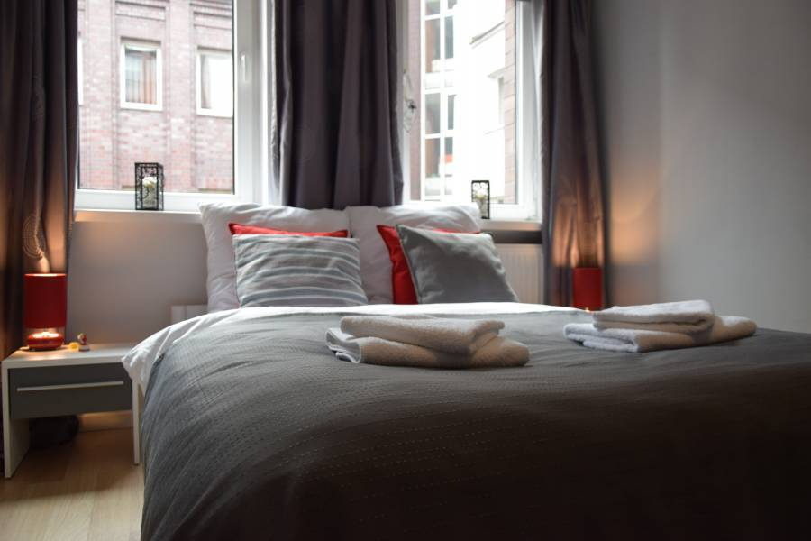 Apartament Grafitowy - Homely Place, Poznan, Poland, Poland hotels and hostels