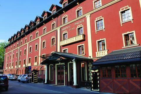 Arsenal Palace, Katowice, Poland, Poland hostels and hotels