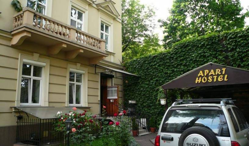 Aparthostel - Get cheap hostel rates and check availability in Krakow 12 photos