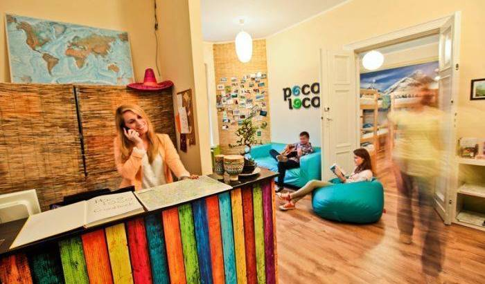 Poco Loco Hostel - Search for free rooms and guaranteed low rates in Poznan 12 photos
