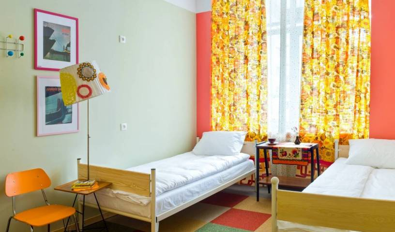 Press Hostel - Search available rooms for hotel and hostel reservations in Warsaw 7 photos
