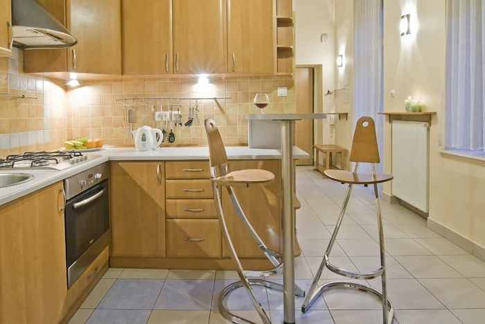 Green Apartment, Krakow, Poland, today's deals for hotels in Krakow