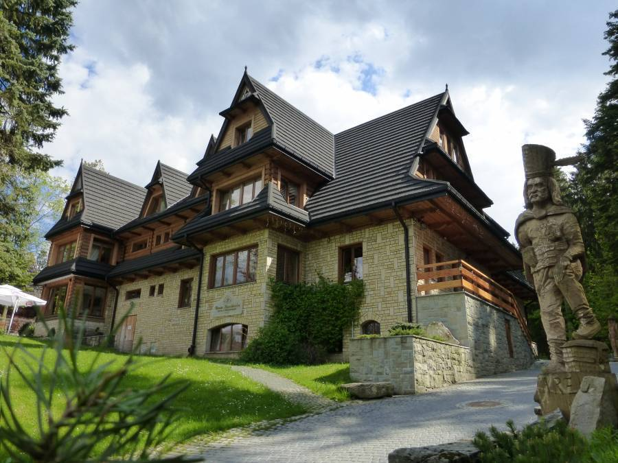 Hotel Dwor Karolowka, Zakopane, Poland, travel and hotel recommendations in Zakopane