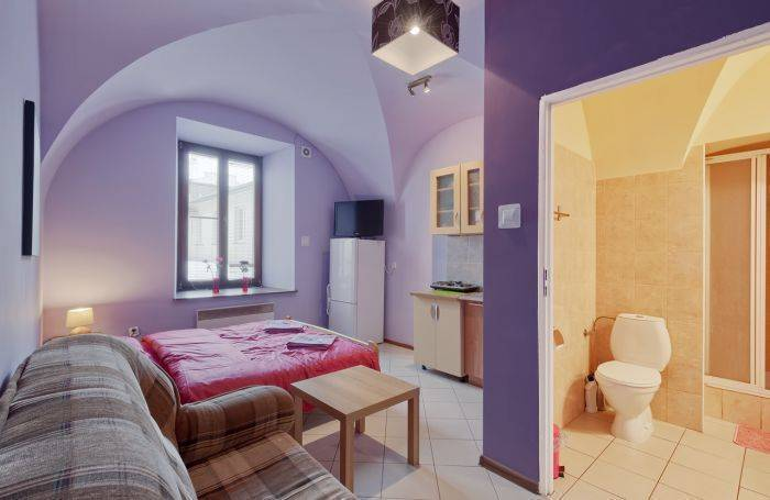 Princess Apartments, Kawiory, Poland, trendy, hip, groovy hostels in Kawiory