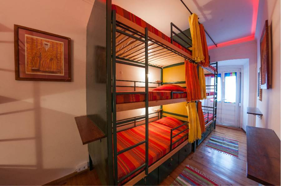 Al-Ushbuna Residence and Hostel, Santa Maria de Belem, Portugal, Portugal hotels and hostels