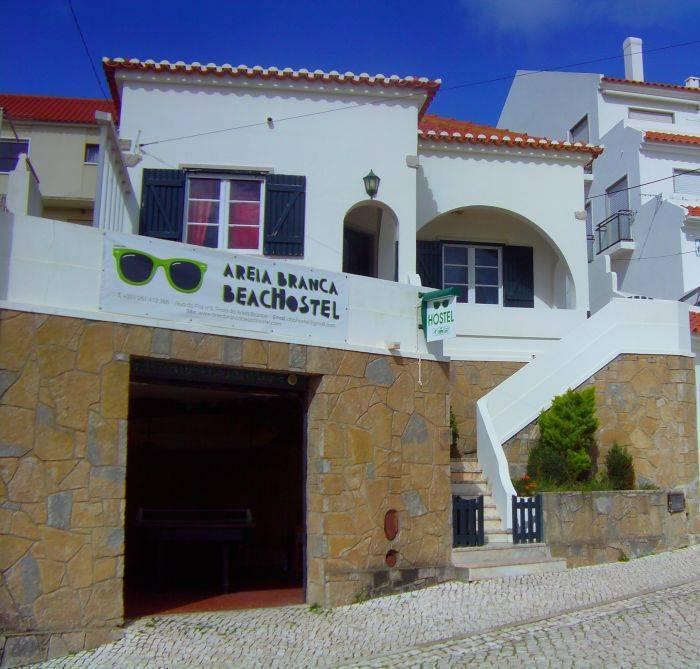 Areia Branca Beach Hostel, Praia da Lourinha, Portugal, Portugal hotels and hostels