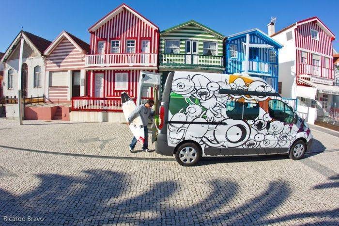 Campervan Rental - West Coast Campers, Lisbon, Portugal, Portugal hostels and hotels
