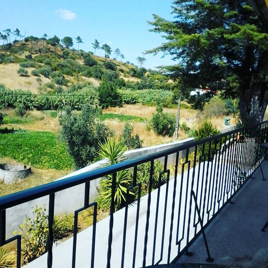 Casa das Flores Bed and Breakfast, Tomar, Portugal, hotels and hostels in tropical destinations in Tomar