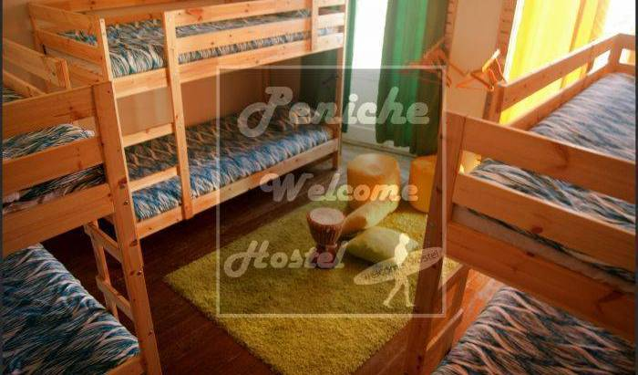 Peniche Welcome Hostel, discounts on vacations 17 photos