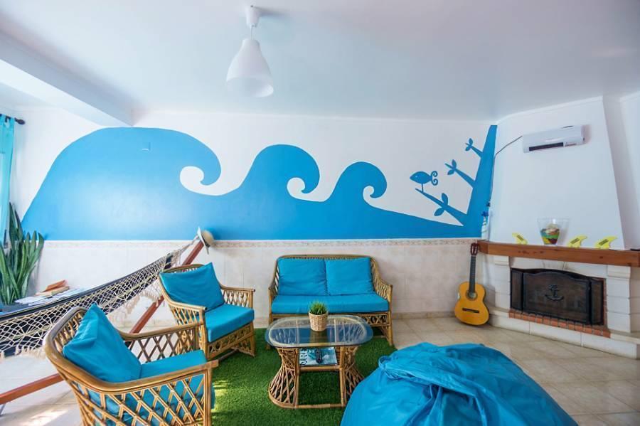 H2O Surfguide Hostel, Baleal, Portugal, Portugal hotels and hostels