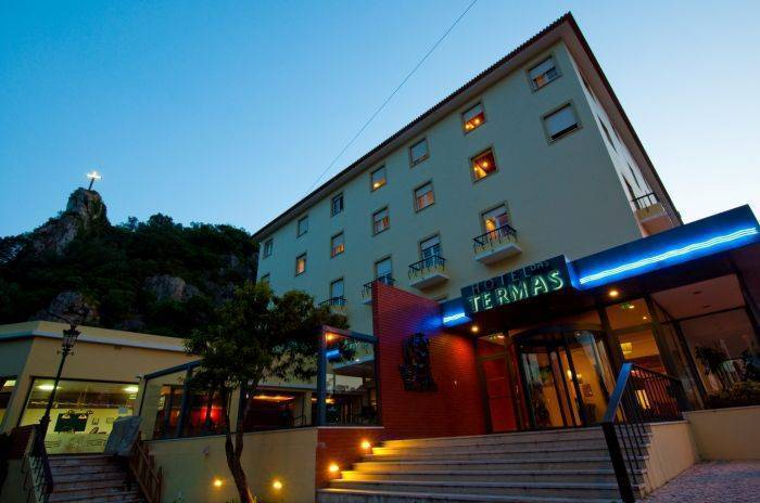 Hotel Das Termas, Torres Vedras, Portugal, Portugal hotels and hostels