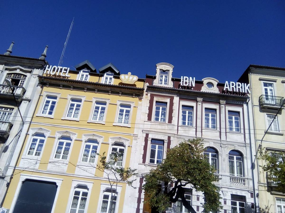 Hotel Ibn-Arrik, Coimbra, Portugal, Portugal hotels and hostels