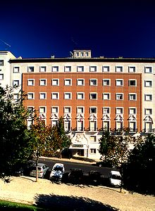 Hotel Miraparque, Lisbon, Portugal, Portugal hotels and hostels