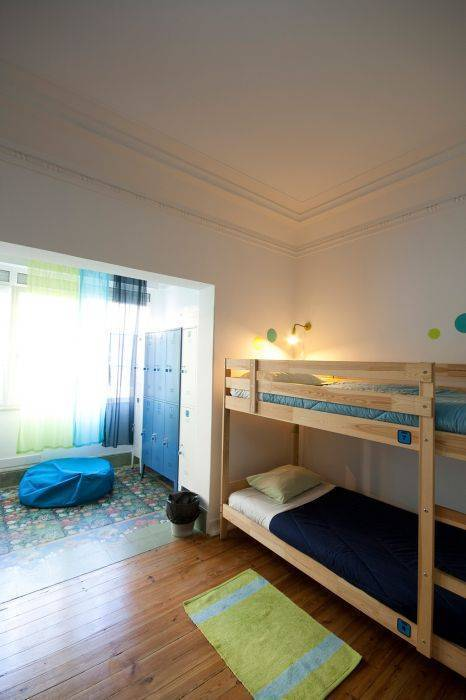 Lisboa Central Hostel, Lisbon, Portugal, hotels for the festivals in Lisbon