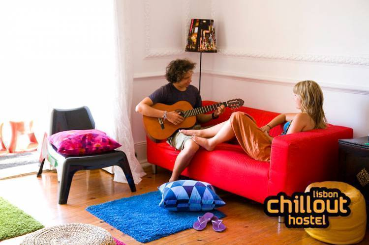 Lisbon Chillout Hostel, Lisbon, Portugal, best cities to visit this year with hotels in Lisbon