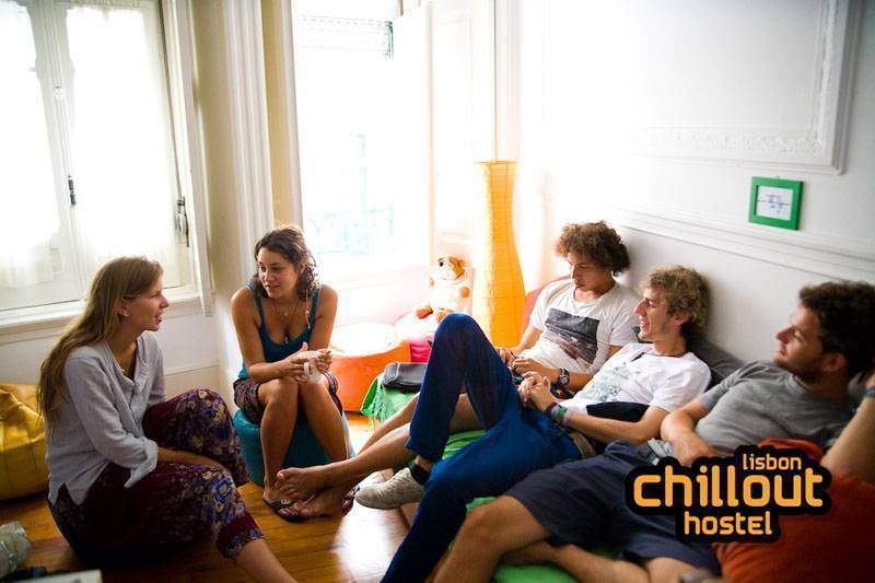 Lisbon Chillout Hostel, Lisbon, Portugal, Portugal hotels and hostels