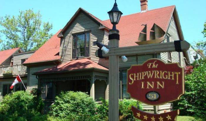 Shipwright Inn - Get low hotel rates and check availability in Charlottetown 4 photos