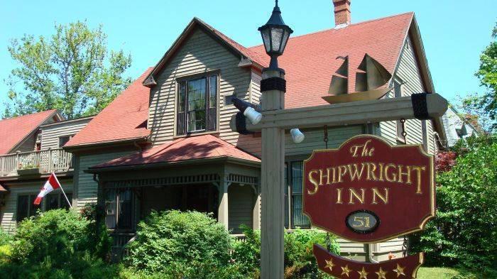 Shipwright Inn, Charlottetown, Prince Edward Island, Prince Edward Island hotels and hostels