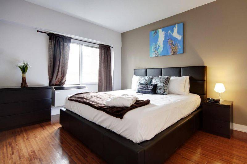 Elite, Montreal, Quebec, where to rent an apartment or aparthotel in Montreal