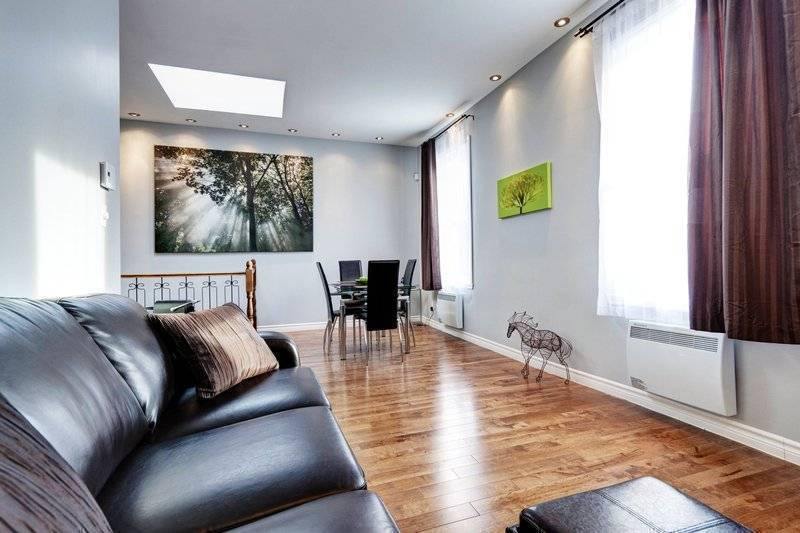 Green Apple, Montreal, Quebec, how to rent an apartment or aparthotel in Montreal