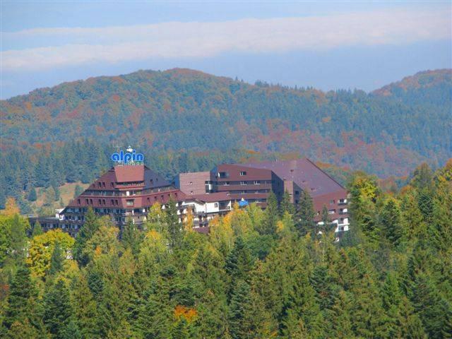 Alpin Resort, In Poiana, Romania, Romania ホテルとホステル