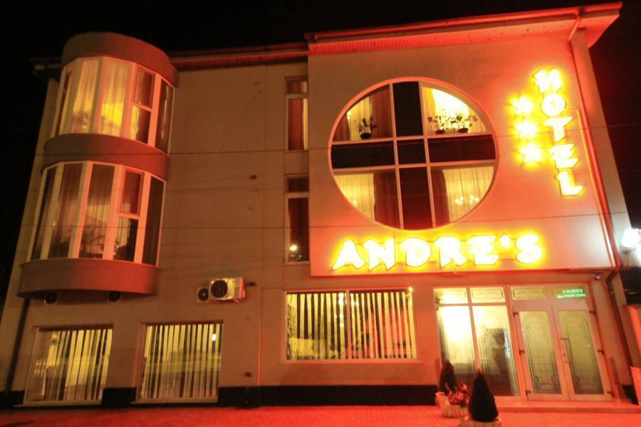 Andre's Hotel, Craiova, Romania, Romania hotels and hostels