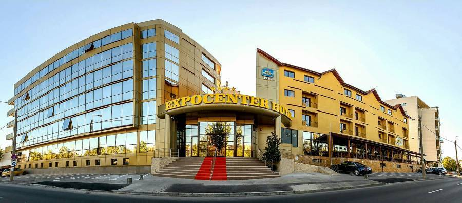 Best Western Plus Expocenter Hotel, Bucharest, Romania, Romania hotels and hostels
