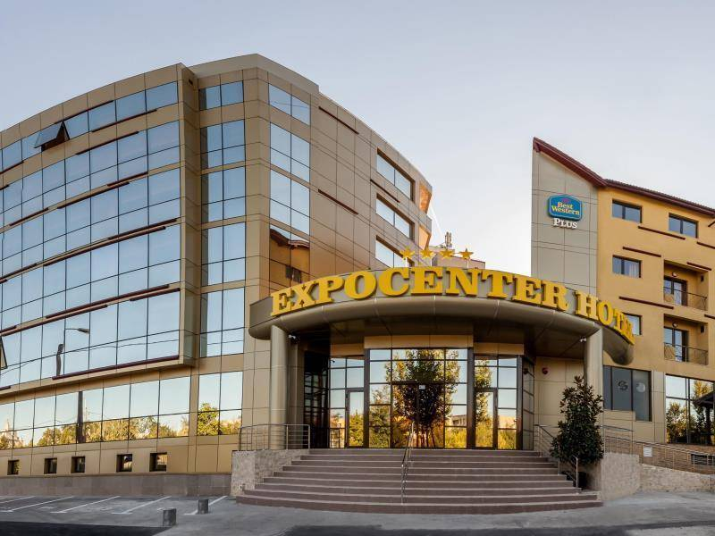 Best Western Plus Expocenter Hotel, Bucuresti, Romania, Romania hotels and hostels