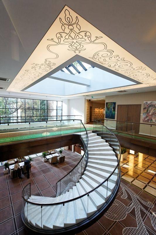 Capital Plaza Hotel, Bucharest, Romania, Čo je ekologický hotel v Bucharest