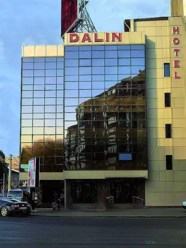 Dalin Center Hotel, Bucharest, Romania, Romania hotels and hostels