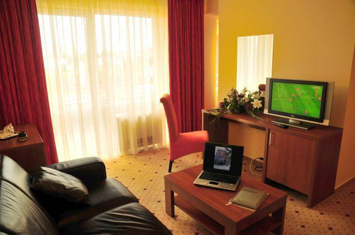 Hotel Gomar Lux, Bistrita, Romania, your best choice for comparing prices and booking a hotel in Bistrita