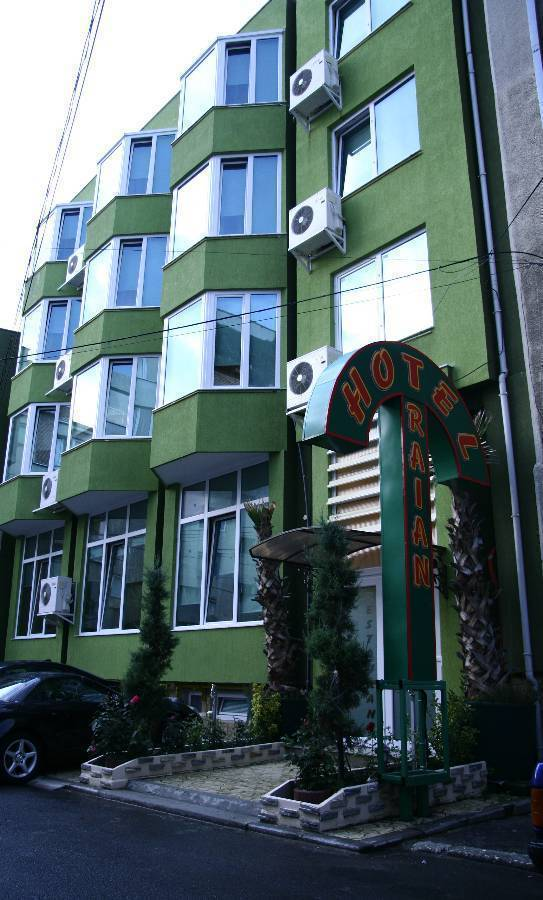 Hotel Traian, Constanta, Romania, Romania hotels and hostels