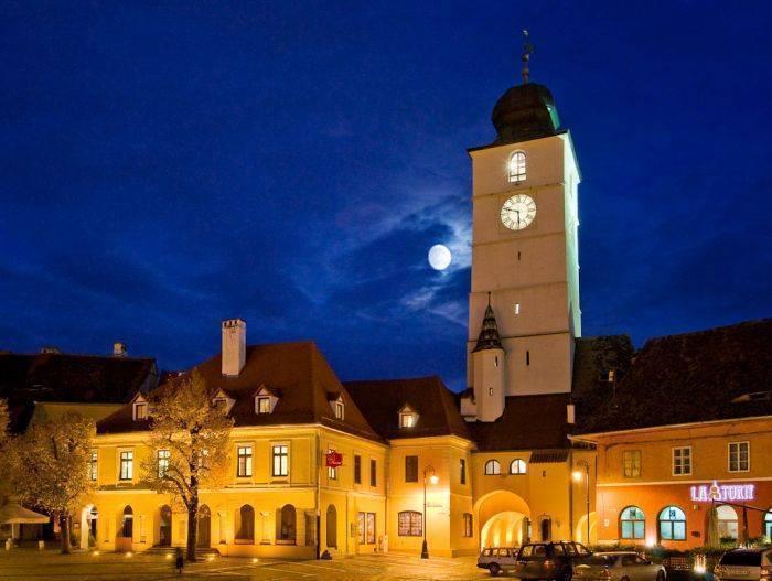 Hotel Villa Astoria, Sibiu, Romania, Romania ホテルとホステル